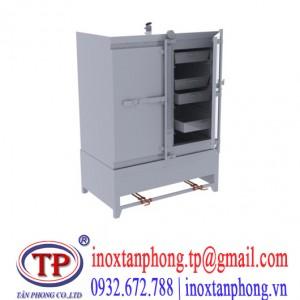 Tủ hấp cơm - 80Kg sử dụng gas