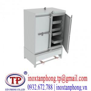 Tủ hấp cơm - 100Kg sử dụng gas
