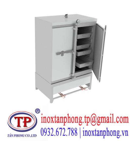 Tủ hấp cơm – 100Kg sử dụng gas